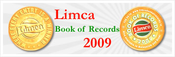 Limca Book of Records 2009 Winner